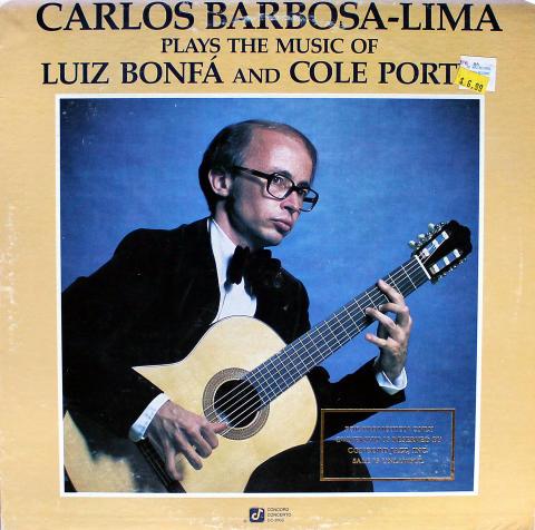 """Carlos Barbosa-Lima Vinyl 12"""""""