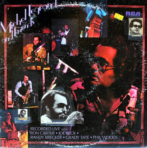 Michel Legrand And Friends Vinyl 12""