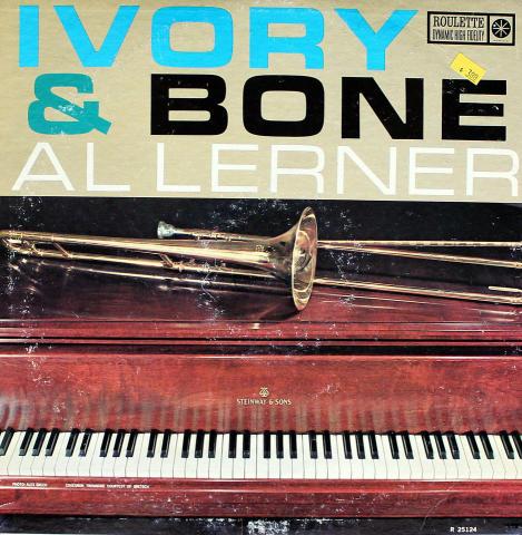 "Al Lerner Vinyl 12"""