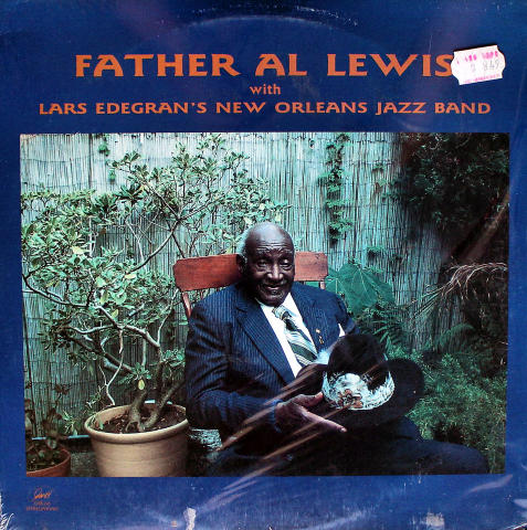 """Father Al Lewis Vinyl 12"""""""