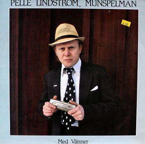 "Pelle Lindstrom Vinyl 12"""