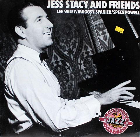"Jess Stacy And Friends Vinyl 12"""