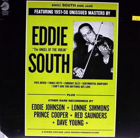 """Eddie South Vinyl 12"""""""