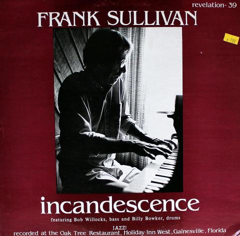 """Frank Sullivan Vinyl 12"""""""