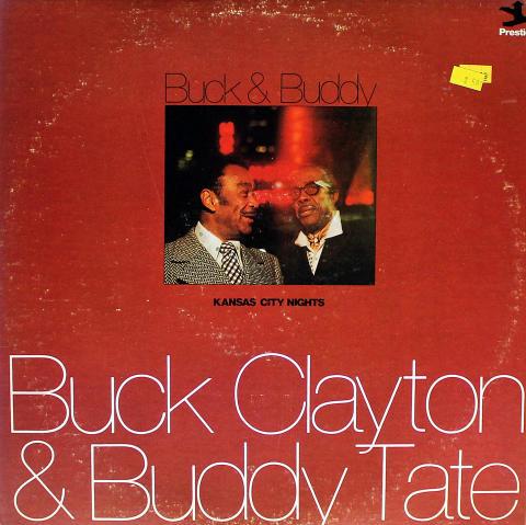 "Buck Clayton / Buddy Tate Vinyl 12"""