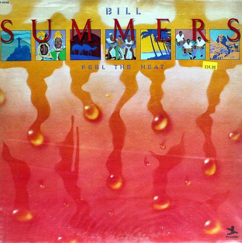 """Bill Summers Vinyl 12"""""""