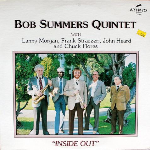"""Bob Summers Quintet Vinyl 12"""""""