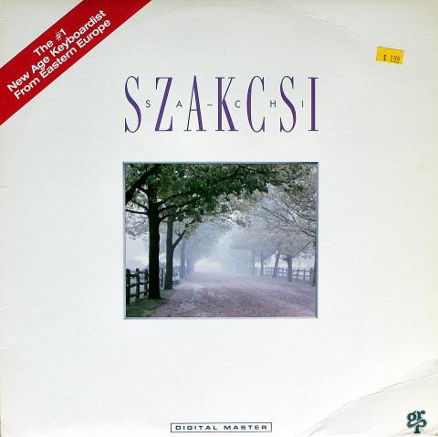 """Szakcsi Vinyl 12"""""""