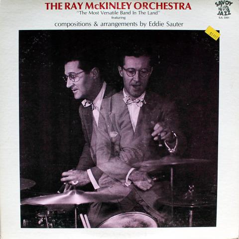 """Ray McKinley / Eddie Sauter Vinyl 12"""""""
