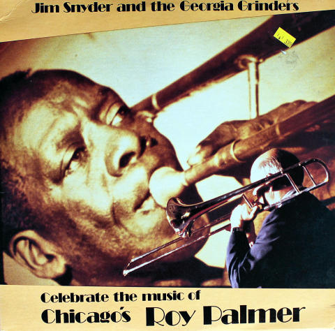 "Jim Snyder And The Georgia Grinders Vinyl 12"""