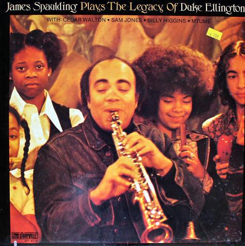 "James Spalding Vinyl 12"""