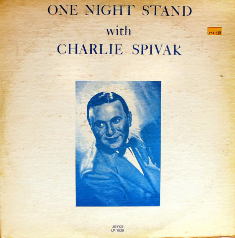 "Charlie Spivak Vinyl 12"""