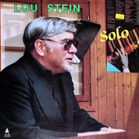 "Lou Stein Vinyl 12"""