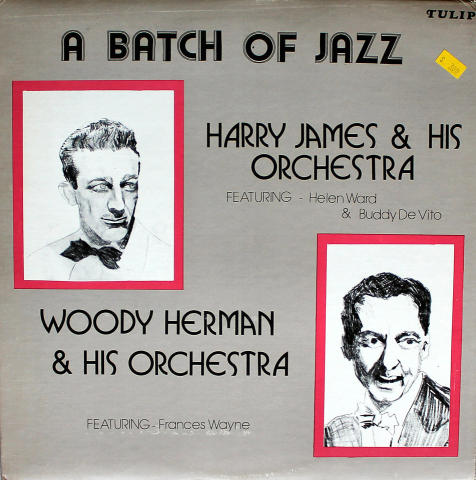 Harry James / Woody Herman Vinyl 12""