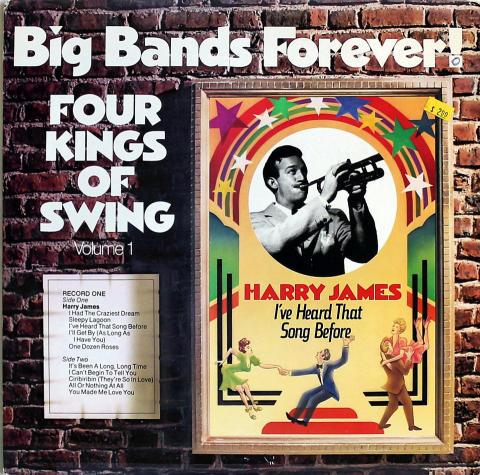 """Harry James / Kay Kyser Vinyl 12"""""""