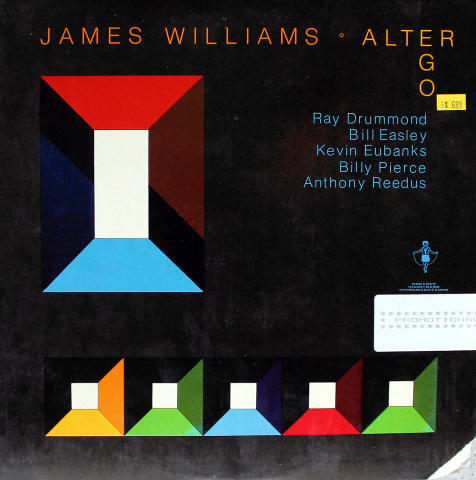 James Williams Vinyl 12""