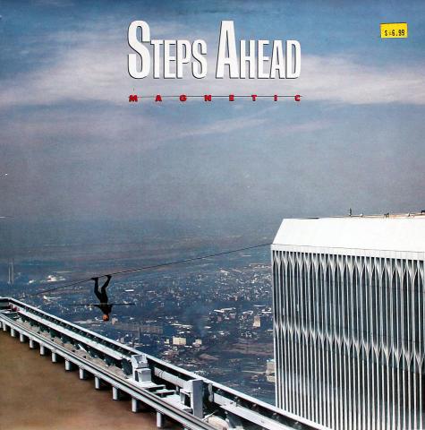 """Steps Ahead Vinyl 12"""""""