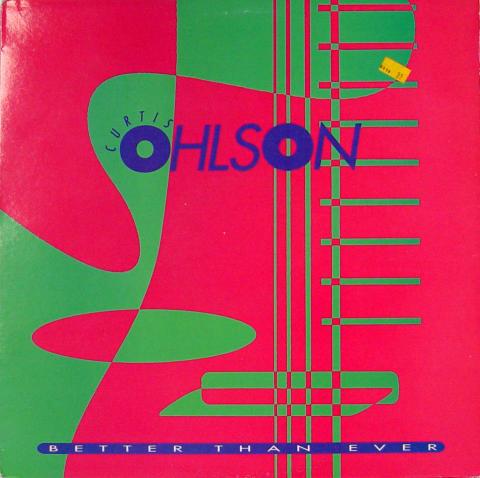 "Curtis Ohlson Vinyl 12"""