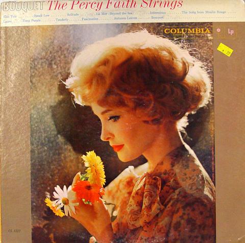 """The Percy Faith Strings Vinyl 12"""""""