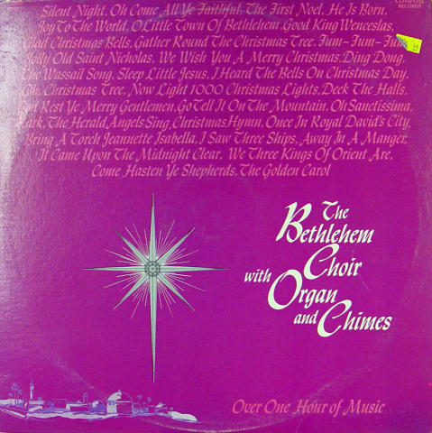 The Bethlehem Choir Vinyl 12""