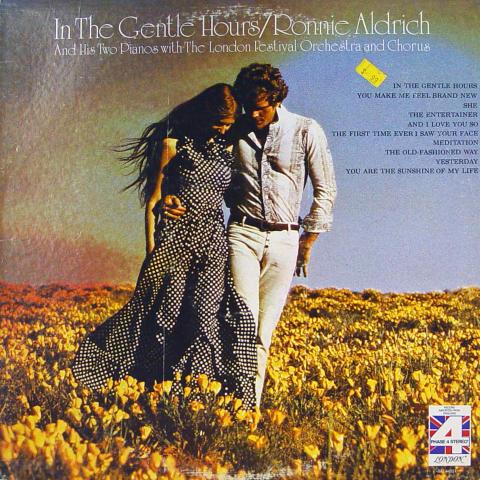"""Ronnie Aldrich Vinyl 12"""""""