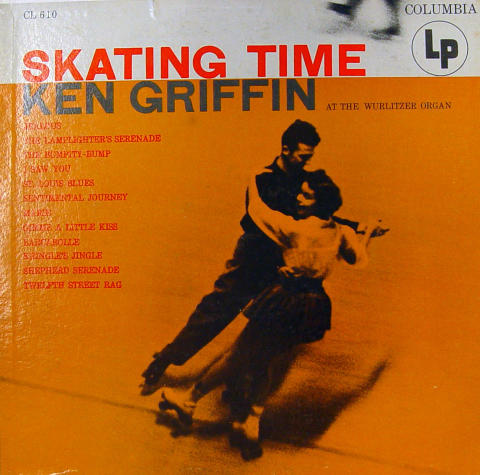 """Ken Griffin Vinyl 12"""""""