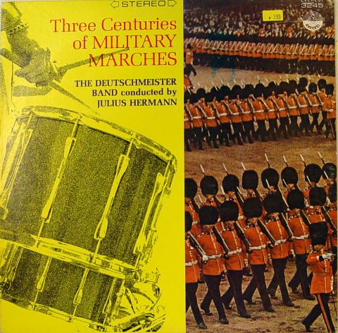 """The Deutschmeister Band Vinyl 12"""""""