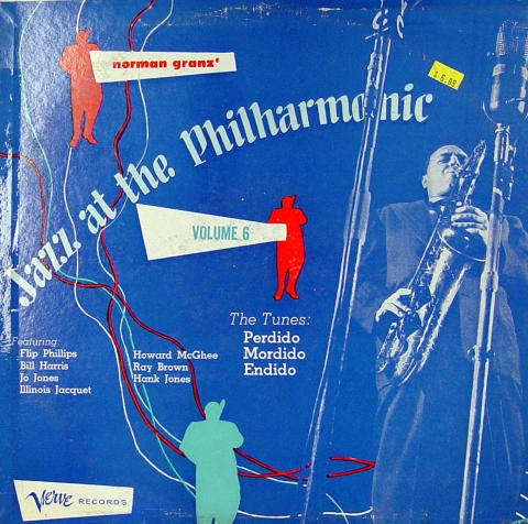 Norman Granz' Jazz At The Philharmonic: Volume 7 Vinyl 12""