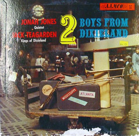 """Jonah Jones / Jack Teagarden Vinyl 12"""""""