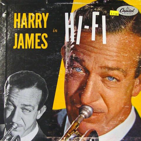 "Harry James Vinyl 12"""