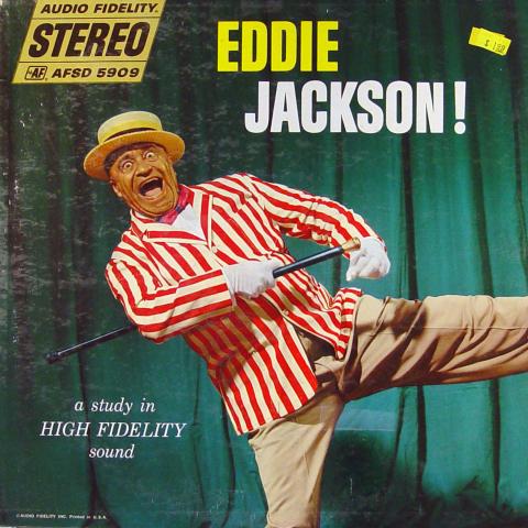 """Eddie Jackson Vinyl 12"""""""
