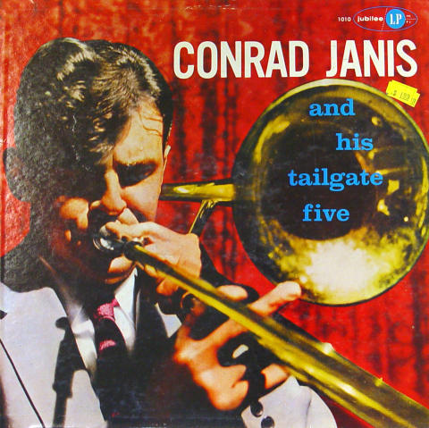 Conrad Janis And His Tailgate Five Vinyl 12""