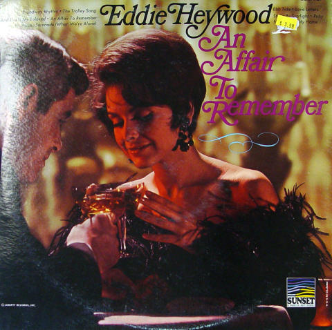 """Eddie Heywood Vinyl 12"""""""