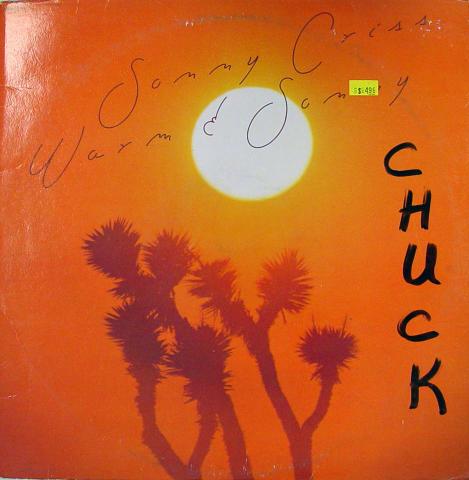 """Sonny Criss Vinyl 12"""""""