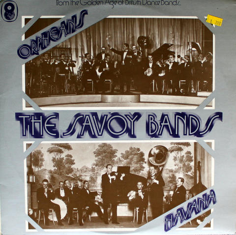 """The Savoy Bands: At The Savoy Hotel London Vinyl 12"""""""