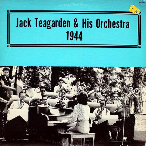 "Jack Teagarden & His Orchestra Vinyl 12"""