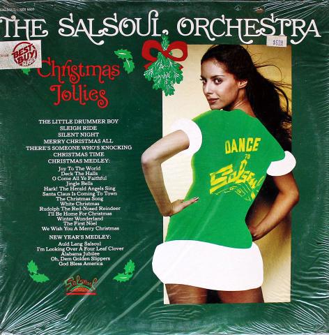 "The Sal Soul Orchestra Vinyl 12"""