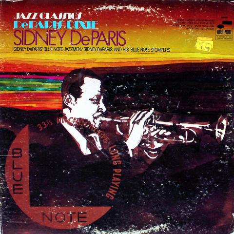 """Sidney DeParis Vinyl 12"""""""