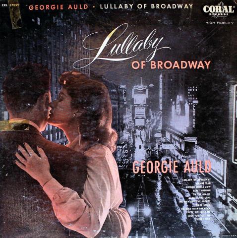 "Georgie Auld Vinyl 12"""
