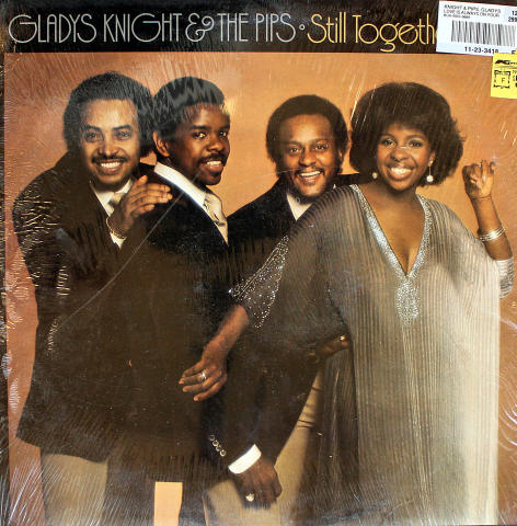 """Gladys Knight and the Pips Vinyl 12"""""""