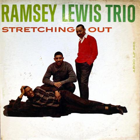 """Ramsey Lewis Trio Vinyl 12"""""""
