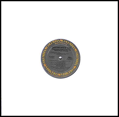 "Philharmonia Virtuosi Of New York: Richard Kapp, Conductor Vinyl 12"""