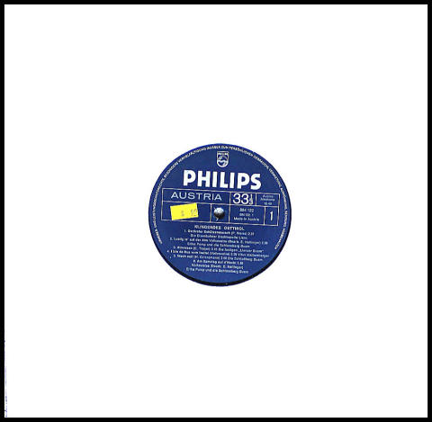 "Klingendes Osttirol Vinyl 12"""