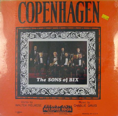"The Sons Of Bix Vinyl 12"""
