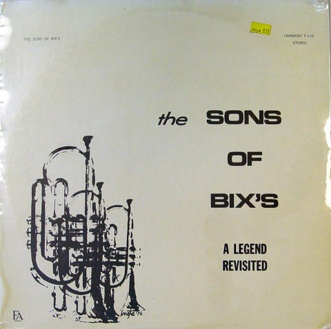 "The Sons Of Bix's Vinyl 12"""