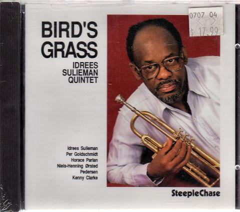Idrees Sulieman Quintet CD