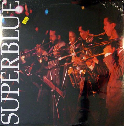 "Superblue Vinyl 12"""