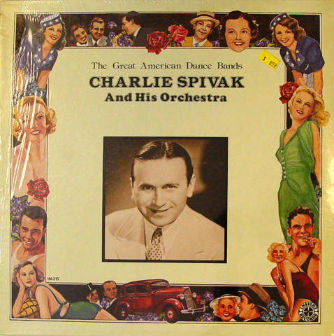 Charlie Spivak And His Orchestra Vinyl 12""