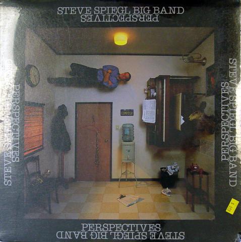 "Steve Spiegl Big Band Vinyl 12"""