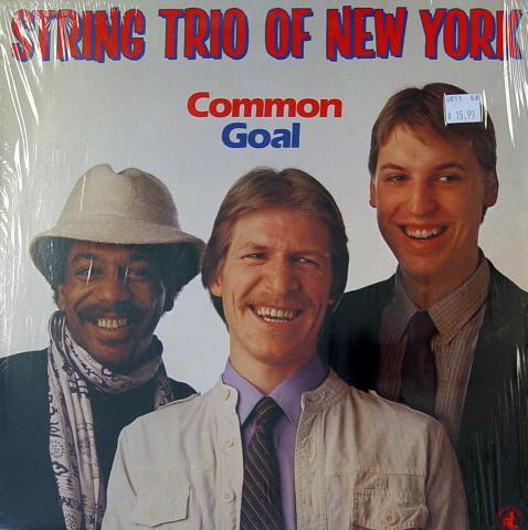 "String Trio of New York Vinyl 12"""